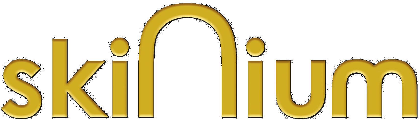 Skinium.sk logo